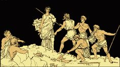 The most popular plays the Greeks were setting up and were in love with were called fatalistic plays or tragedy plays. These were about a human's life and about how one cannot do anything to prevent certain event happening in their life - it is meant to happen, it will happen regardless.