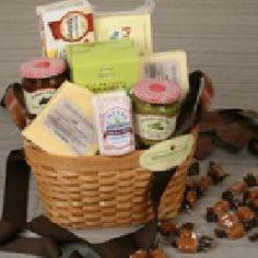 Vegetarian Lifestyle Gift Basket
