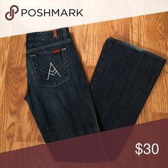 7 for All Mankind A pocket jeans 7 for All Mankind A pocket jeans 7 for all Mankind Jeans Boot Cut
