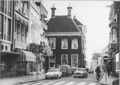Poelestraat in 1969 - Foto's SERC