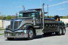 Fahrzeugmodellbau Forum | Noch vorhandene und ganz neue Bausätze | Neuer US. Truck-Bausatz - International Lonestar in 1/25th