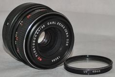 CARL ZEISS JENA DDR MC FLEKTOGON F/2.4/35 Camera Lens #19084 with M42 Screw Fit