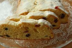 U nás na kopečku: ...vánoční štola... Sweets, Bread, Baking, Recipes, Gummi Candy, Candy, Brot, Bakken, Recipies