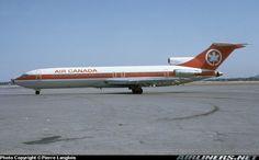 Air Canada Boeing 727-233/Adv