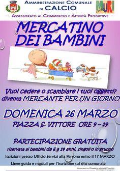 Mercatino di primavera a Calcio (BG) http://www.panesalamina.com/2017/54138-mercatino-di-primavera-a-calcio-bg.html