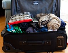 fantastic packing tips...10 days in carry on luggage