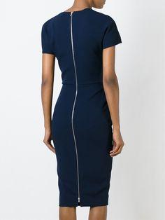 Victoria Beckham Vestido slim