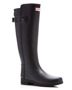 Hunter Original Refined Back Strap Rain Boots | Bloomingdale's