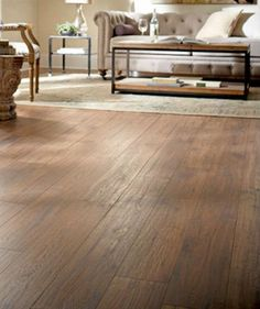Home Decorators Collection Distressed Brown Hickory Laminate