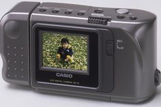 Casio the first consumer LCD digital camera, lauded as 'essential' to tech history - The Verge Japan Today, Nikon D3200, Camera Accessories, Science And Technology, Digital Photography, Casio, Digital Camera, How To Memorize Things, History