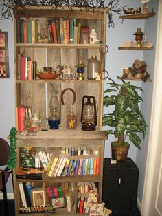 Vintage Corner Wooden Shelves For Sale Antique Wood
