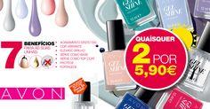 7 novos benefícios para super cor e super brilho nas suas mãos!