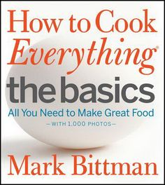 The next best thing to having Mark Bittman in the kitchen with youMark Bittman's highly acclaimed, bestselling book How to Cook Everything is an indispensable guide for any modern cook. With How to Cook Everything The Basics he reveals how truly easy it is to learn fundamental techniques and recipes. From dicing vegetables and roasting meat, to cooking building-block meals that include salads, soups, poultry, meats, fish, sides, and desserts, Bittman explains what every home cook, ...