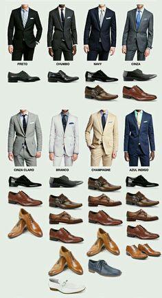 Combinar zapatos con trajes