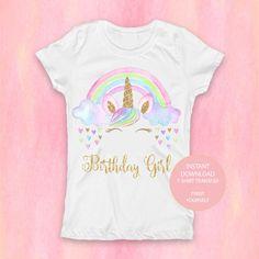 Minnie Birthday, Birthday Girl T Shirt, 5th Birthday Party Ideas, Ballerina Birthday Parties, Birthday Shirts, 7th Birthday, Party Shirts, T Shirts, T Shirt Painting