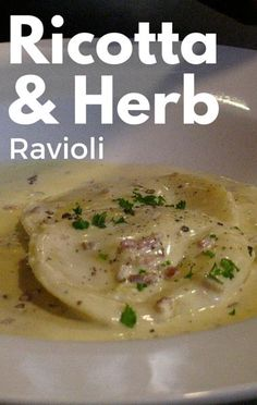 If you're stuck in a cheese rut, it's time to leave the cheddar behind and reach for ricotta instead. On The Chew, Michael Symon and Clinton Kelly prepared Ricotta and Herb Ravioli with homemade ricotta cheese.