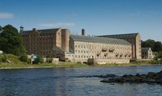 Stanley Mills a fine example of a cotton mill restored and cared for by Historic Scotland. Only a 20 minute drive from Blairgowrie