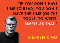 Stephen King's Reading List Part II