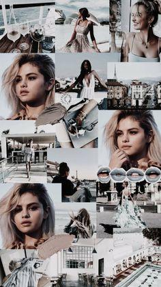 Selena Gomez Photoshoot, Selena Gomez Cute, Selena Gomez Style, Selena Selena, Selena Gomez Wallpaper, Marie Gomez, Blue Aesthetic, Shawn Mendes, Aesthetic Wallpapers