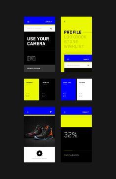 Showcase and discover creative work on the world& leading online platform for creative industries. Web Design, App Ui Design, Interface Web, User Interface Design, App Design Inspiration, Design Ideas, Mobile Ui Design, Ui Web, Screen Design
