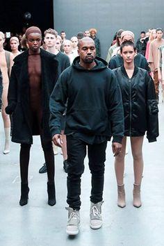Kanye West x Adidas Originals, Look #50