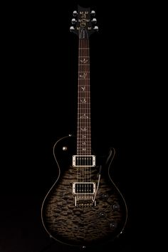 PRS Mark Tremonti Signature Model 10 Top Charcoal Burst