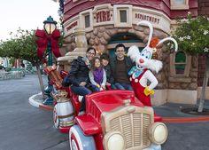 Disneyland Diamond Days Winner Enjoys Private Breakfast in Mickey's Toontown at Disneyland Park