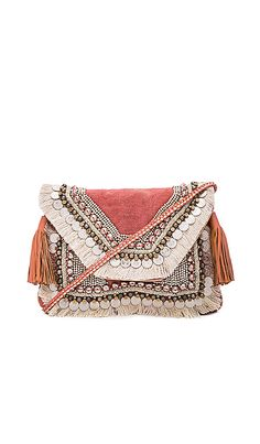 Shop for SHASHI Leela Clutch in Coral at REVOLVE. Free 2-3 day shipping and returns, 30 day price match guarantee.