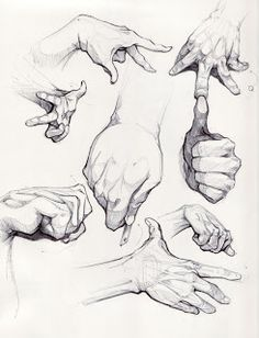 prog [WORK] ress: Sketches of Hands