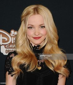 Actress Dove Cameron attends the premiere of 'Descendants' at Walt Disney Studios Main Theater on July 24, 2015 in Burbank, California.