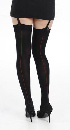 http://www.ebay.co.uk/itm/LUXURY-80-DENIER-RED-JIVE-SEAMED-STOCKINGS-ONE-SIZE-8-14-NEW-PAMELA-MANN-/400673128320?pt=UK_Hosiery_Socks&hash=item5d49fabf80