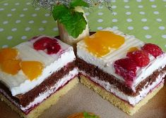 Cheesecake, Healthy Eating, Pudding, Food, Cherry, Eating Healthy, Healthy Nutrition, Cheesecakes, Clean Foods