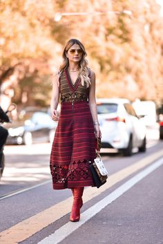 Look do dia lurex lurex looks pinterest tricot moda and thssiamfw look max mara and fendi thssia naves fandeluxe Gallery