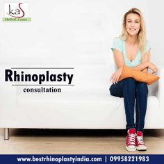 Best #NoseSurgery Clinic in New Delhi Visit our site: www.bestrhinoplastyindia.com Schedule an Appointment Call: +91-9958221983 Email: info@bestrhinoplastyindia.com #Rhinoplasty #NoseJob #NoseReshape #TipNose #MedicalTourism #Consultation #3D #Vetra #India #Abroad #US #UK #UAE