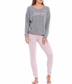 8 Pajama Sets That Are Perfect For Winter Warm Outfits, Winter Fashion Outfits, Cute Fashion, Trendy Outfits, Fashion Women, Best Pajamas, Cute Pajamas, Long Sleeve Henley, Long Sleeve Shirts