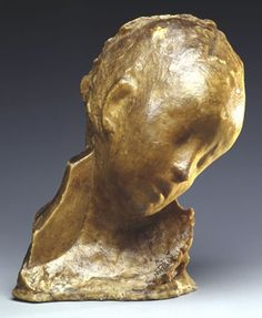 Medardo Rosso - The sick boy 1893 Modern Sculpture, Bronze Sculpture, Sculpture Ideas, Slice Of Life, Weird And Wonderful, Auguste Rodin, Sculpting, Clay, Statue