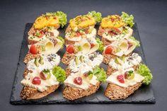 Rýchle recepty na oslavu: chlebíčky, jednohubky aj iné lahôdky