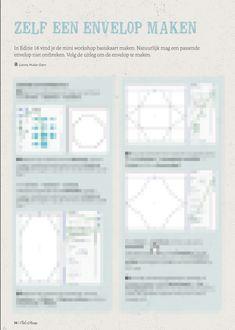 Technische uitleg envelop maken | 17