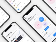 Job Application Process Dashboard by Monty Hayton for Hyper Lab on Dribbble Tracking App, App Design Inspiration, Mobile Ui Design, User Interface Design, Service Design, Mobile App, How To Memorize Things, Concept, App Ui