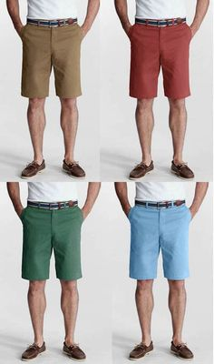e15e7c06895d Few items in a man s wardrobe elicit as much debate as shorts. We ll