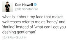 Do you really have to ask Dan