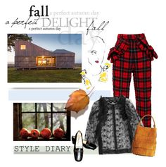 """""""September 5"""" by anny951 ❤ liked on Polyvore featuring Dar Spain, Simone Rocha, Burberry and Salvatore Ferragamo"""