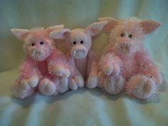 Little Piggy pattern by Pat Alinejad