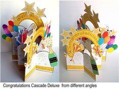 Congratulations cascade deluxe on Craftsuprint - View Now!