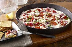 Greek Antipasto Dip recipe