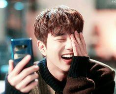 I'm not a robot, que fofo❤ Yoo Seung Ho, Kim Min, Lee Min Ho, Asian Actors, Korean Actors, Incheon, So Ji Sub, Kdrama, Love 020