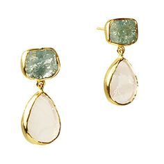 b7095d6064a3a Tallulah Earrings Aquamarine Morganite