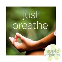 Apple Organics — SELFCARE TIP: Chronic stress can make your skin...