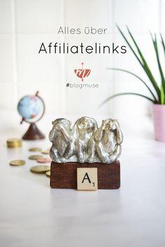 Du möchtest mit Affiliate Links auf Deinem Blog Geld verdienen? Dann schauen wir uns heute an, was Affiliate Links überhaupt sind, wie sie vergütet werden und welche Partnerprogramme es gibt!
