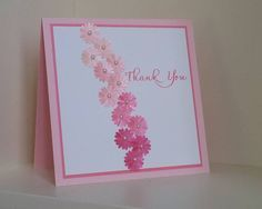 Pretty in Pink Gorgeous card from SCS